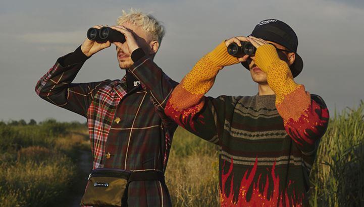 """Un'immagine della nuova campagna Zalando """"Real life luxury"""""""