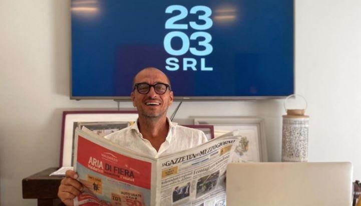 Andrea Colaianni, fondatore della 2303 Srl