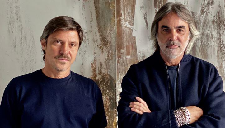 Da sinistra: Antonio Casamassima e Maurizio Purificato
