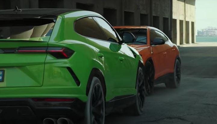 Nuovo spot per i super SUV Lamborghini Urus