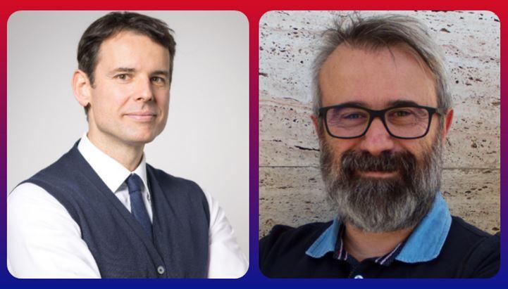 Da sinistra: Stefano Spadini (Havas Media) e Alberto Nasciuti (KPI6)