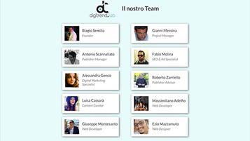 Il team di Digitrend Lab