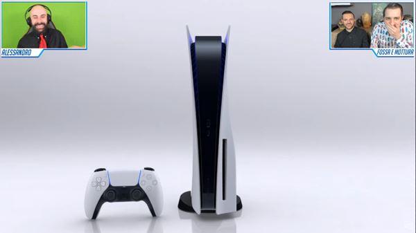 La diretta Twitch di Everyeye.it durante la presentazione di PlayStation 5