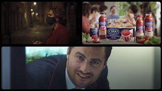 I frame di alcuni film pubblicitari firmati dal regista Ferzan Özpetek