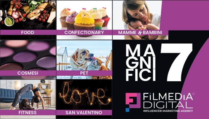 Filmedia Digital lancia sette nuovi format originali