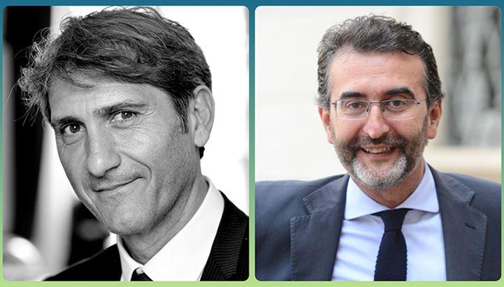Da sinistra: Salvatore Ippolito e Marco Bardazzi, fondatori e soci di Bea