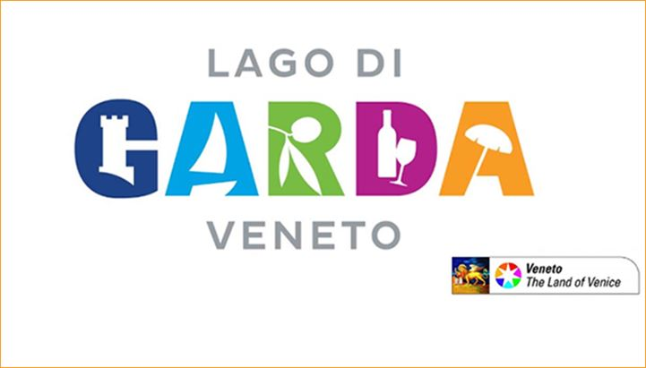 """I loghi """"Lago di Garda Veneto"""" e """"Veneto The Land of Venice"""" saranno al centro della campagna"""