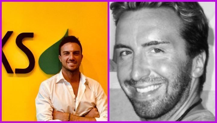 Da sinistra, Emiliano Messeni, Direttore Commerciale di Talks Media, e Saimon Paganini, PR & Marketing Manager di Everyeye.it