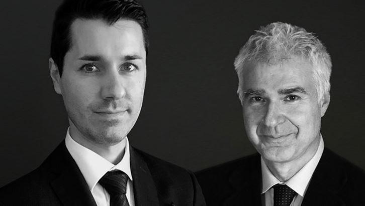 Alessandro Spina e Fabio Ciccone