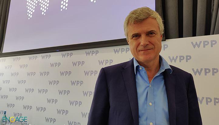 Mark Read, ceo di Wpp