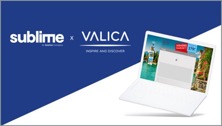 Valica introduce la tecnologia Sublime sui suoi siti proprietari