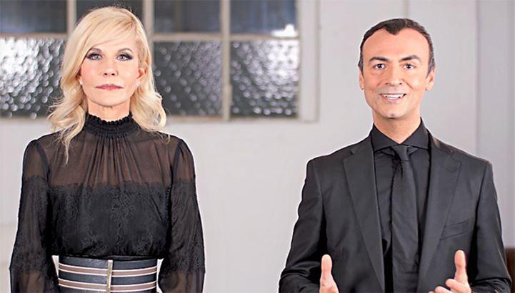 Mapi Danna e Andrea Fontana sono autori e conduttori di Antifragili