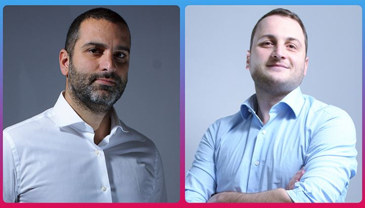 Francesco Apicella e Dimitri Stagnitto sono i Co-founder di Evolution ADV