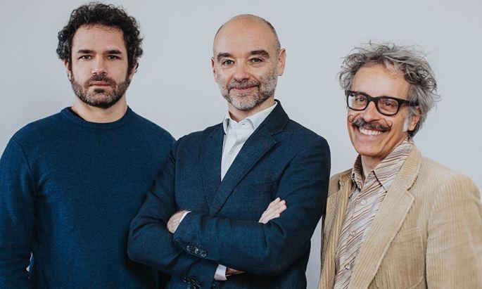 Jacopo Attardo, Nicolò Michetti e Stefano Longoni
