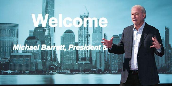 Michael G. Barrett, Presidente e Ceo di Magnite