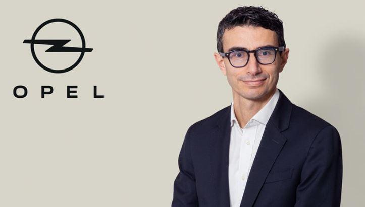 Ciro Papa, Direttore Marketing di Opel Italia