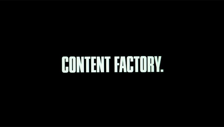 Boom lancia una campagna digital dedicata a Content Factory