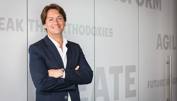 Fabrizio Perrone è co-Founder e Ceo di 2Watch