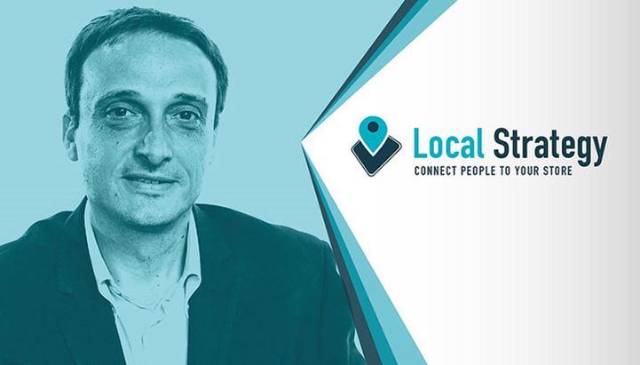 Luca Bove, fondatore di Local Strategy