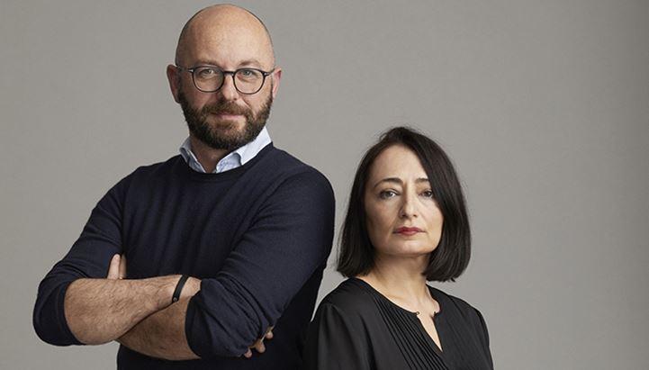 Michele Lorenzi e Stefania Siani