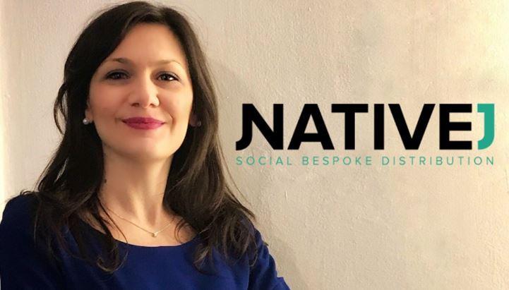 Manuela Crotti, Fondatrice e Ceo di NativeJ