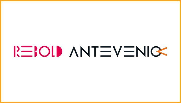 Il nuovo logo di Rebold Antevenio