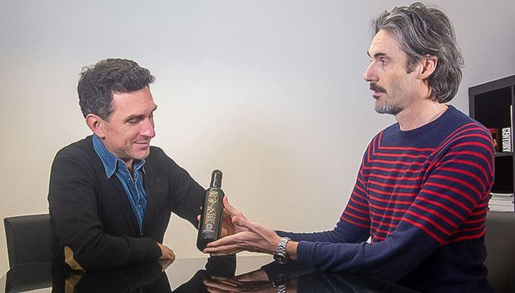 Agostino Salmareggi e Claudio Caciagli
