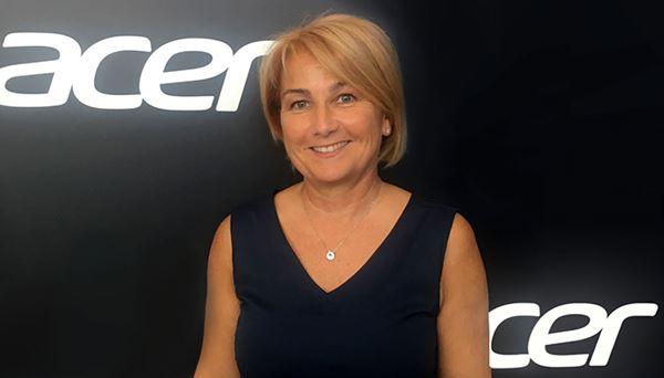 Tiziana Ena, PBU and Marketing Manager Acer Italy