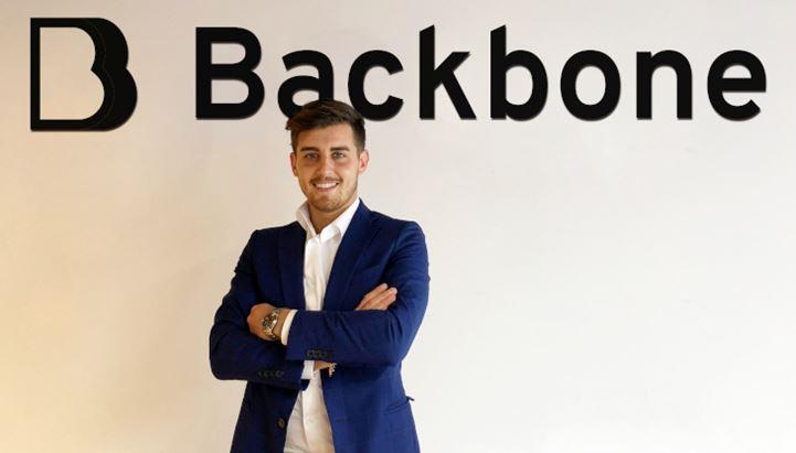 Andrea Zonta, co-founder di Backbone