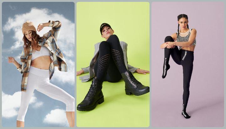 Calzedonia lancia i nuovi leggings Active con una campagna tutta digitale