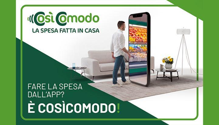L'agenzia Olojin firma il lancio dell'app CosìComodo