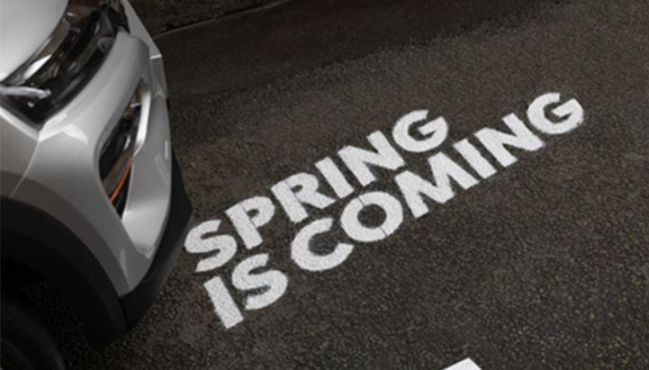 Dacia punta sui social per il lancio della city car elettrica Spring