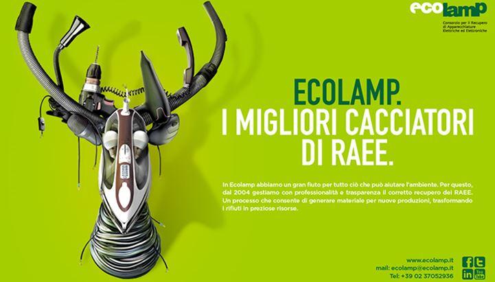 Ecolamp torna in comunicazione con una nuova campagna firmata Eggers