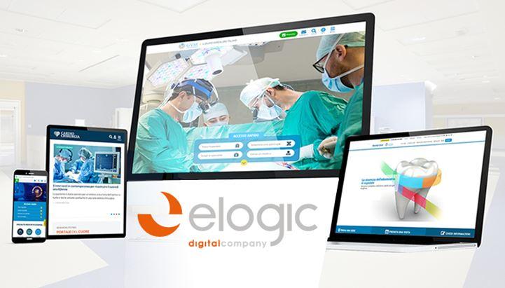 eLogic firma il nuovo sito di GVM Care & Research