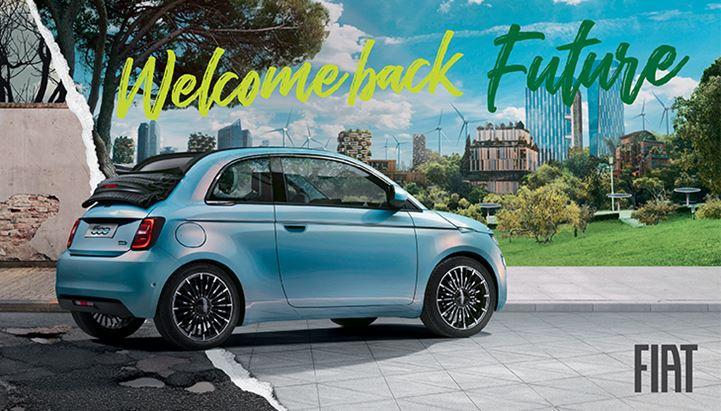 Fiat 500, Leonardo DiCaprio protagonista di un nuovo spot