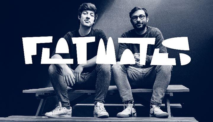 Da sinistra, lo youtuber Marcello Ascani e Michele Pagani, partner e Head of Media Strategy di Gummy Industries