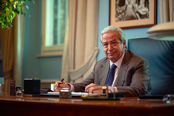Francesco Maiolini, Direttore Generale di Banca del Fucino