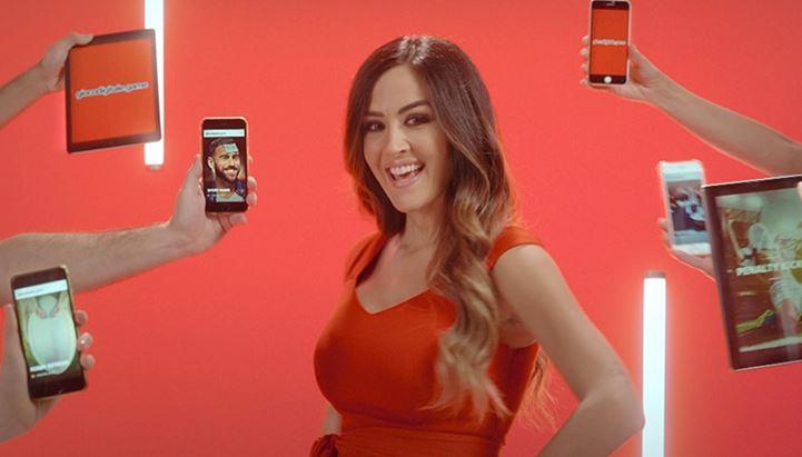 Giorgia Palmas è la protagonista del nuovo spot di GiocoDigitale.game