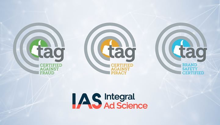 A IAS riconfermata la certificazione del 'Trustworthy Accountability Group'