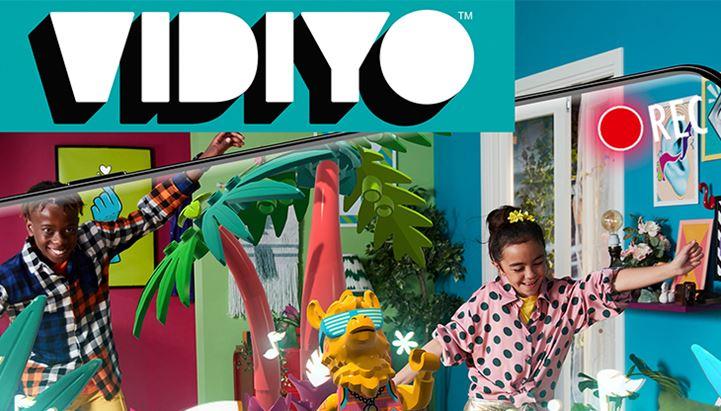 A sostegno del progetto Lego Vidiyo, una campagna pubblicitaria multimediale