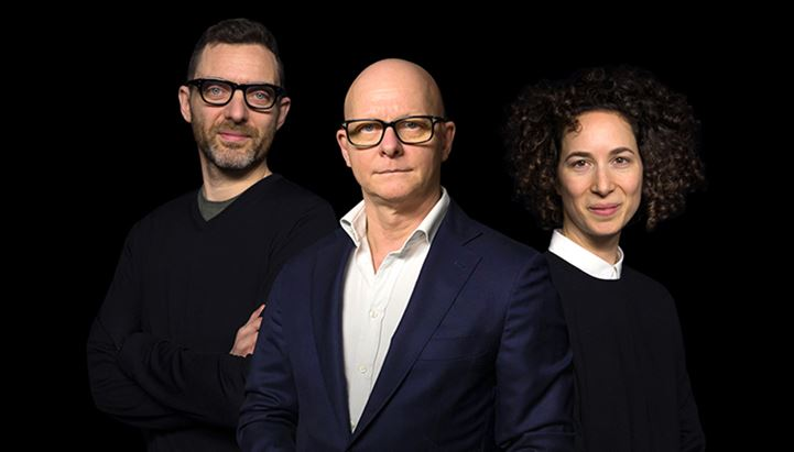 Marco Fagnani, Romeo Repetto e Neta Ben-Tovim
