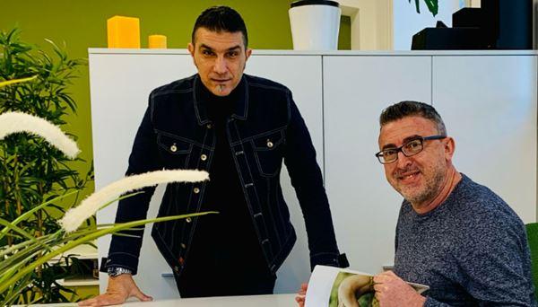 Max Luzzi e Vincenzo Massaro, Soci Amministratori di Fandango Club Services