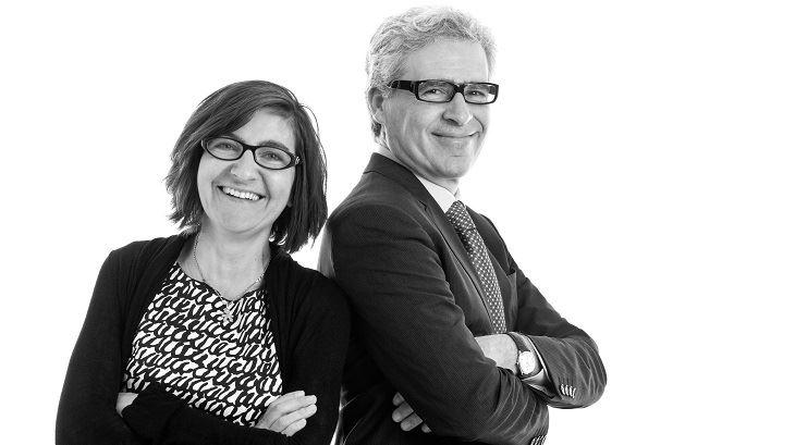 Elena Rabaglio e Massimo Tafi