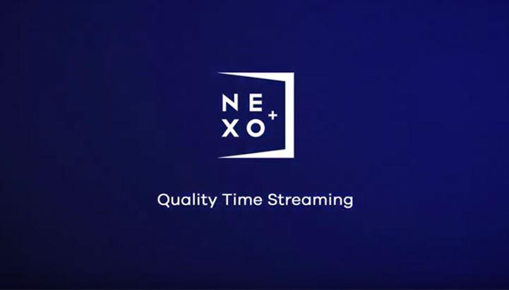Nexo Digital lancia la piattaforma streaming Nexo+
