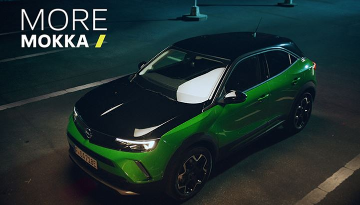 Opel lancia il Nuovo Mokka con uno spot