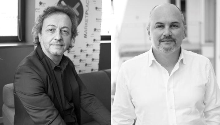 Da sinistra: Massimo Pattano e Alfonso Mariniello