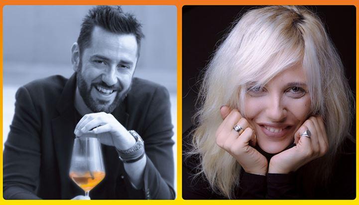 Davide Schioppa e Fabiana Sera sono rispettivamente il Founder e la Coordinatrice Artistica di Podcastory