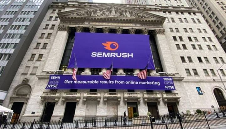 Semrush si è quotata al New York Stock Exchange