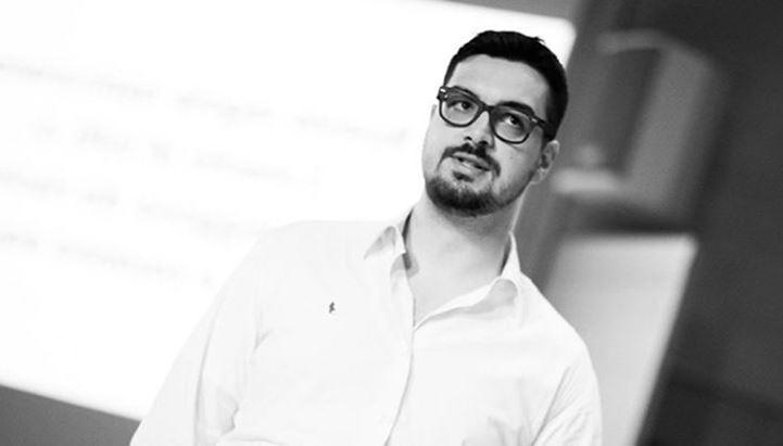 Tiziano Tasso è Partner & Ceo di Caffeina