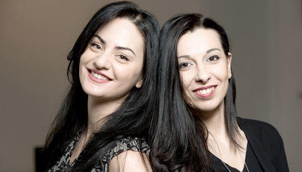 Alessia Salvatori e Elena Decorato